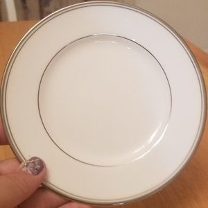 Waterford Kilbarry Platinum Bread and Butter Plate